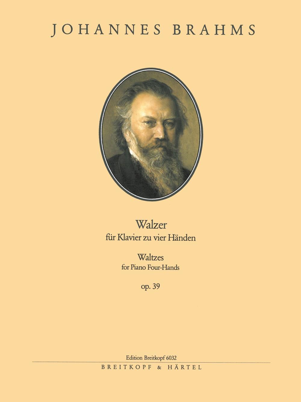 16 Waltzes Op. 39