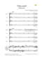 Sample pages of the choral score CHB 5191