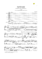Sample pages of the choral score CHB 14660