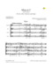 Sample pages of the choral score CHB 5301